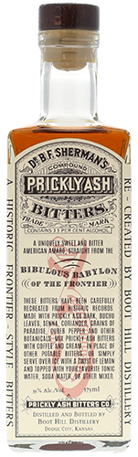 Prickly Ash Bitters