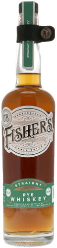C.B. Fisher's Straight Rye Whiskey