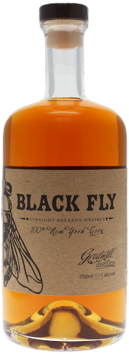 Black Fly Bourbon Whiskey
