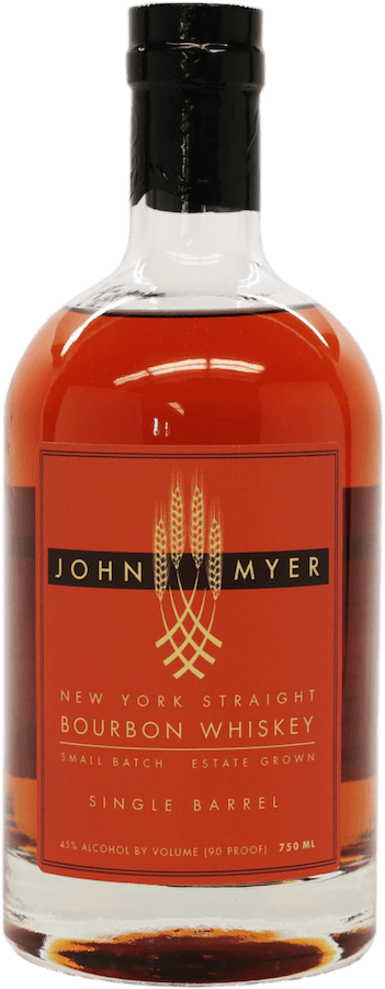John Myer Single Barrel Straight Bourbon Whiskey