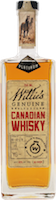 Willie's Genuine Canadian Whisky