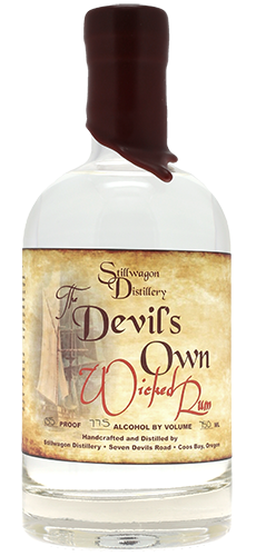 The Devil's Own Wicked Rum