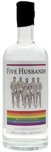 Five Husbands Vodka