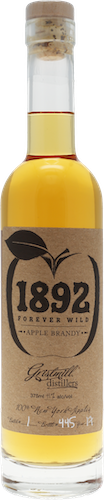 1892 Forever Wild Apple Brandy