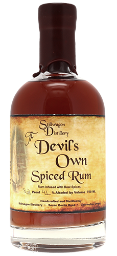 The Devil's Own Spiced Rum