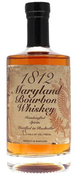 1812 Maryland Bourbon Whiskey