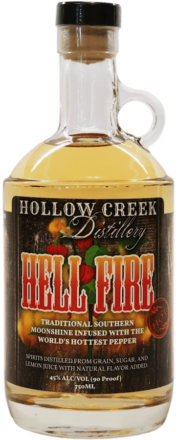 Hell Fire Moonshine