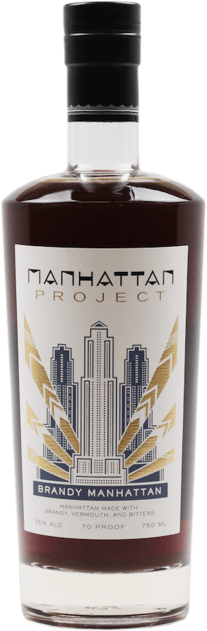 Barrel Aged Manhattan Project Brandy