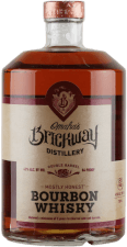 Mostly Honest Bourbon 750ml by Brickway Brewery and Distillery