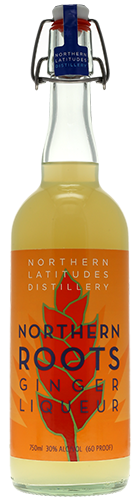 Northern Roots Ginger Liqueur