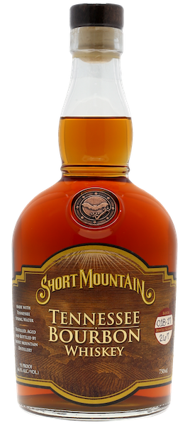 Short Mountain Tennessee Bourbon Whiskey