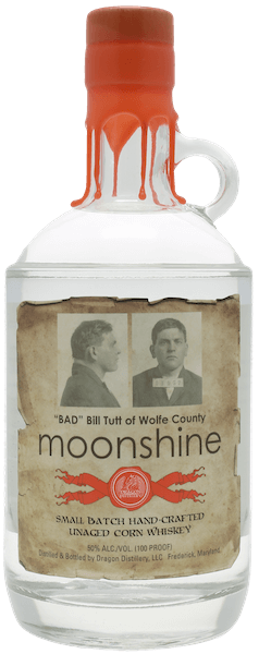 Bad Bill Tutt's Moonshine