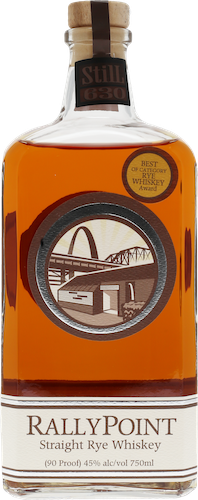 RallyPoint Rye Whiskey