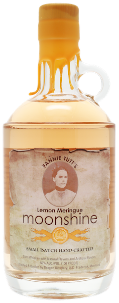 Fannie Tutt's Lemon Meringue Moonshine