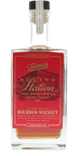 Huling Station Bourbon Whiskey 750ml by Old Dominick Distillery
