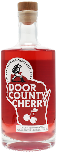 Door County Cherry Vodka