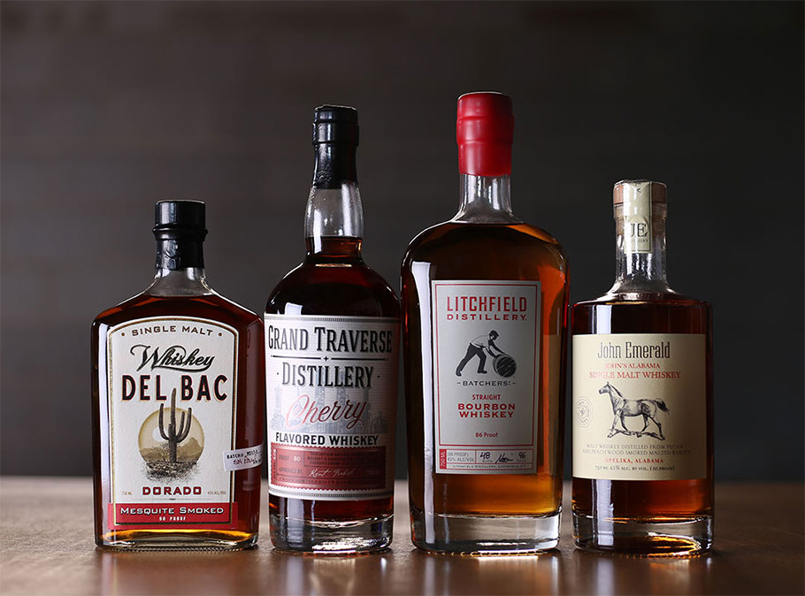 Esquire Selected the Best Craft Whiskeys in America. BigFish Sells 4 of Them