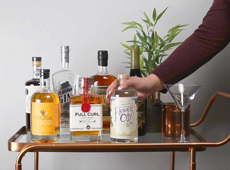 Explore BigFish Spirits' wide selection of gin and look for something entirely new.