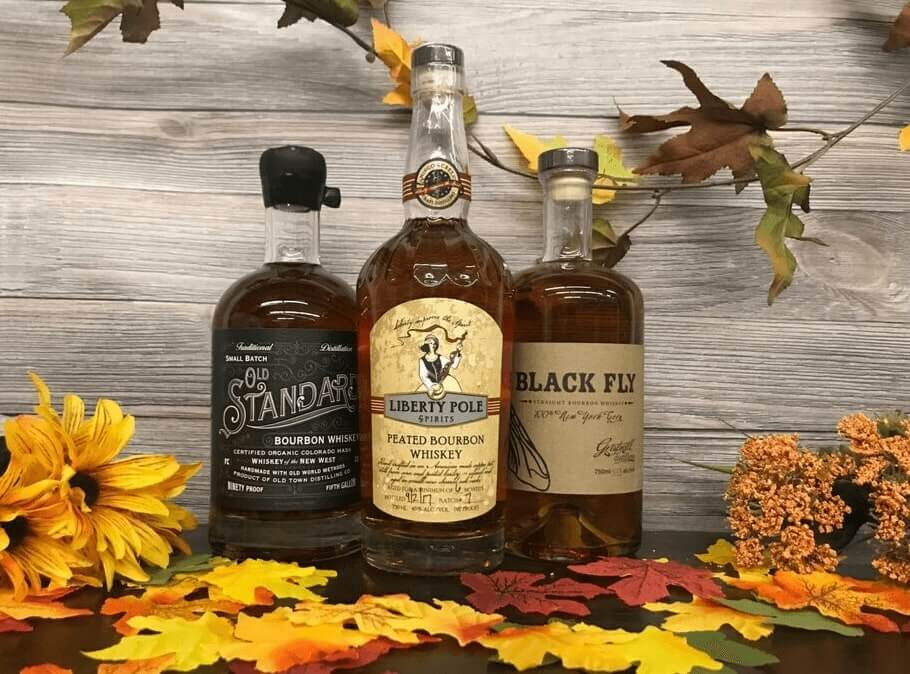 No matter how you choose to enjoy fall, be sure to find a craft bourbon that will pair with the upcoming activities
