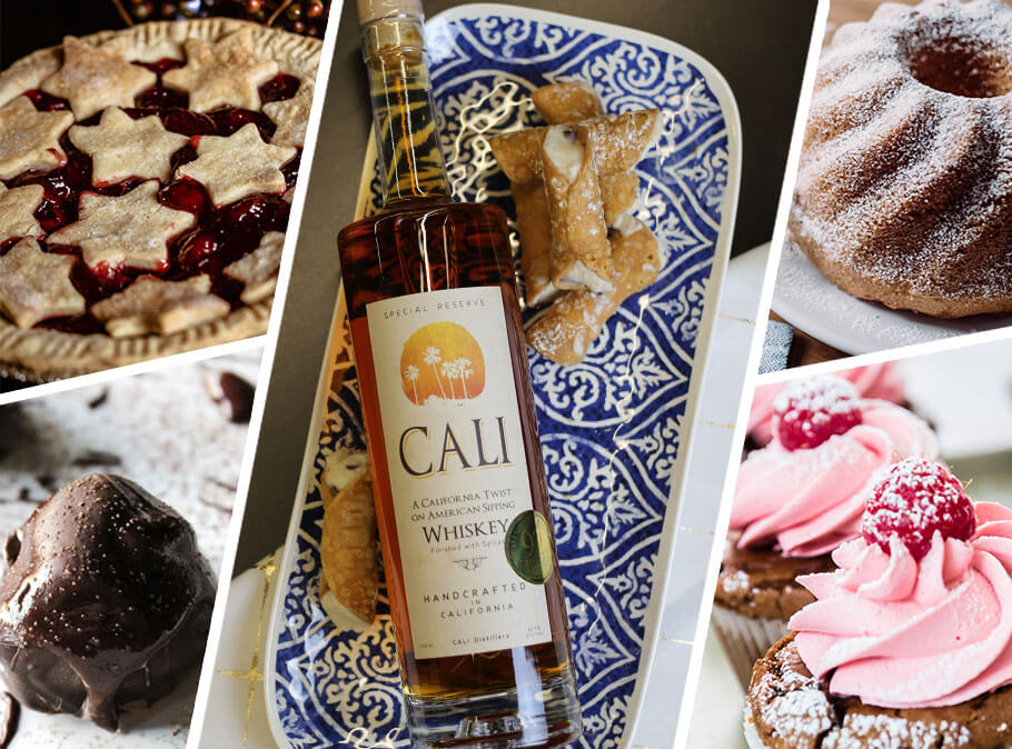 BigFish Spirits has curated a collection of different desserts to try at your next get together