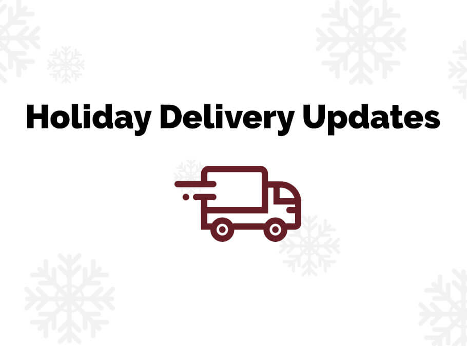 What you need to know about adjusted holiday delivery