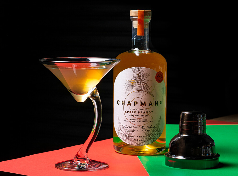 Celebrate Kwanzaa with a Stinger, a cocktail best made with craft brandy and invented by a true pioneer of mixology, Tom Bullock