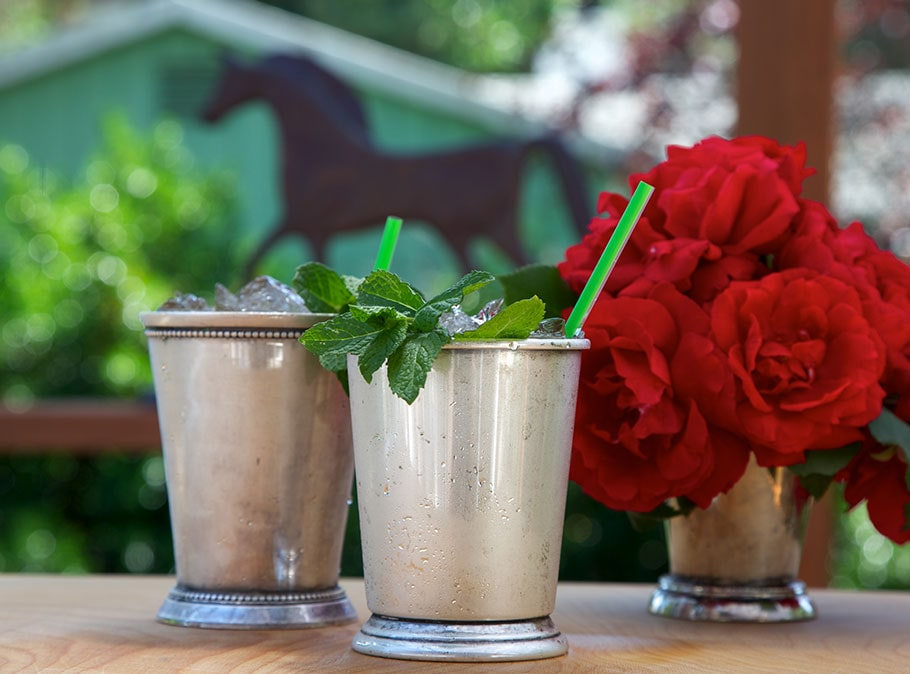 The Mint Julep: A symbol of the decadence and decorum of the Derby